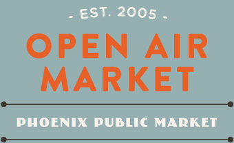 Open Air Market at Phoenix Public Market